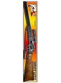 Lucky Luke Gewehr Utah, 12 Schuss