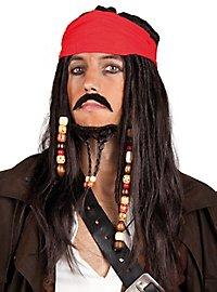 Pirate wig