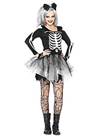 Skeleton Missy Teen Costume