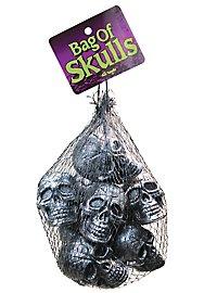 10 Deco skulls