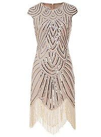 20er Jahre Charleston Kleid Daisy