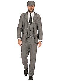 20er Jahre Jacke für Herren grau