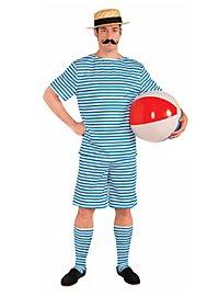 20er Jahre Strandanzug Herren Kostüm