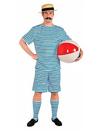 '20s Beach Suit Mens Costume