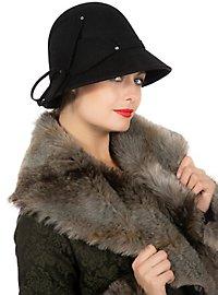 20's bell hat black
