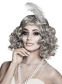 20's ghost wig