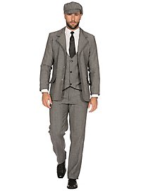 20's jacket for men grey
