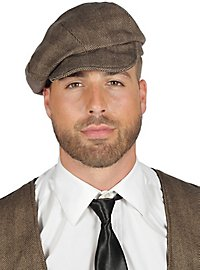 20's sliding hat brown