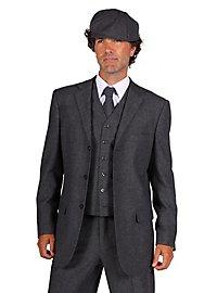 20s suit jacket grey