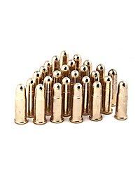 Munition factice 25 cartouches pour colt 45