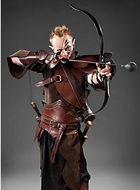 3 Crossbow Bolts with Round Head LARP weapon