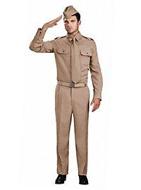 40er Jahre US Soldat Kostüm
