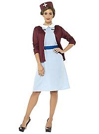 60er Jahre Krankenschwester Kostüm