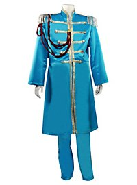 "60er Popband Uniform ""Sgt. Pepper"" blau"