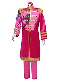 "60er Popband Uniform ""Sgt. Pepper"" pink"