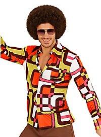 70er Jahre Hemd Röhren