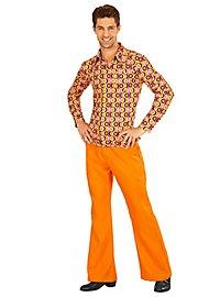 70er Jahre Hemd Swing