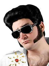 "70er ""King of Rock"" Sonnenbrille"