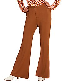70s ladies trousers brown
