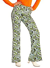 70s ladies trousers Waves