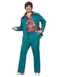 '70s Leisure Suit turquoise