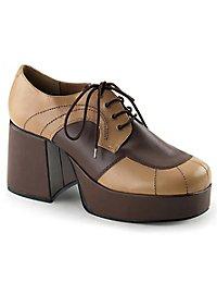 70s men's shoes jazz