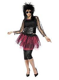 80er Rockröhre Kostüm