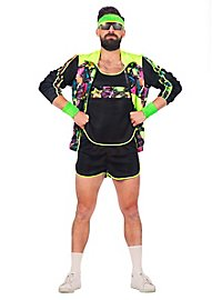 80er Rollerdisco Kostüm für Männer