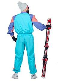 80er Skianzug Kostüm für Männer