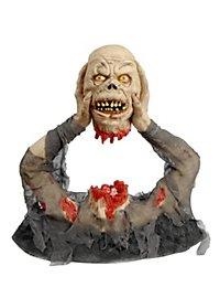 Abgerissener Kopf Halloween Deko
