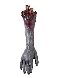 Abgerissener Zombie Arm