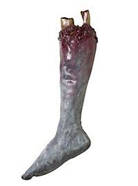 Abgerissenes Zombie Bein