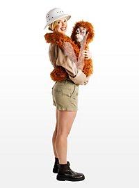 Action-Kostüm Baby Orang-Utan Faschingskostüm