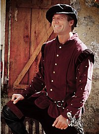 Adventurer Doublet red