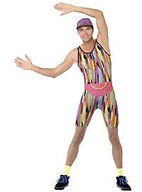 Aerobics teacher costume