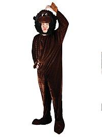 Affe Maskottchen Kostüm