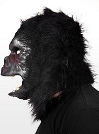 Affenmaske Gorilla Deluxe