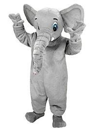 African Elephant Mascot