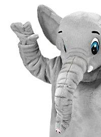 Afrikanischer Elefant Maskottchen