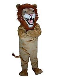 Afrikanischer Löwe Maskottchen