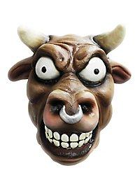 Aggressiver Bulle Maske