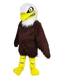 Aigle furieux Mascotte