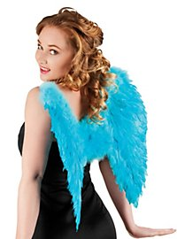 Ailes turquoise