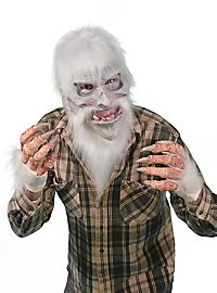Albino Monster Kostümset