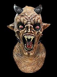 Albtraum Deluxe Maske aus Latex