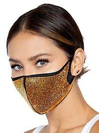 Alexi Mundschutz Maske mit Strass
