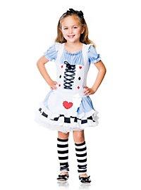 Alice au Pays des Merveilles Déguisement Enfant