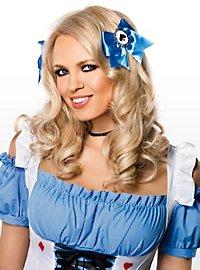 Alice im Wunderland Haarschleife