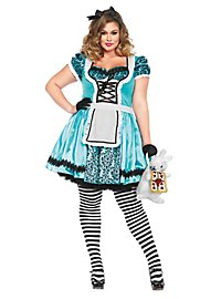 Alice in Wonderland Plus Size Costume
