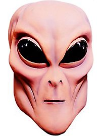 Alien extra-terrestre Masque en latex